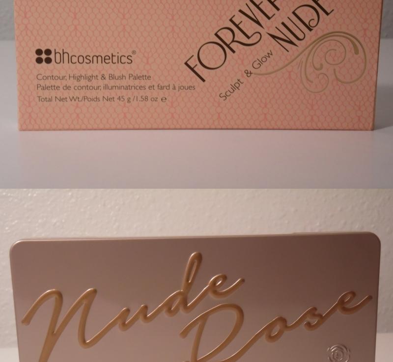 Forever Nude & Nude Rose Sculpt &Glow